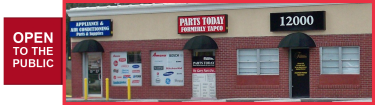 stove and range parts tampa