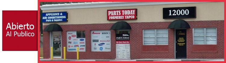 range parts Tampa