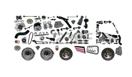truck stock parts