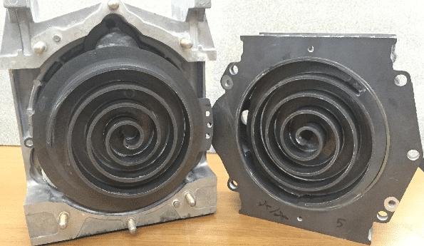 scroll compressor vs reciprocating compressor