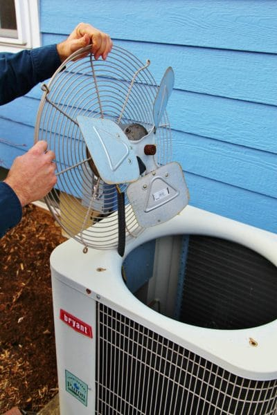 diy ac repair