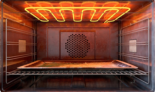 oven temperature not accurate